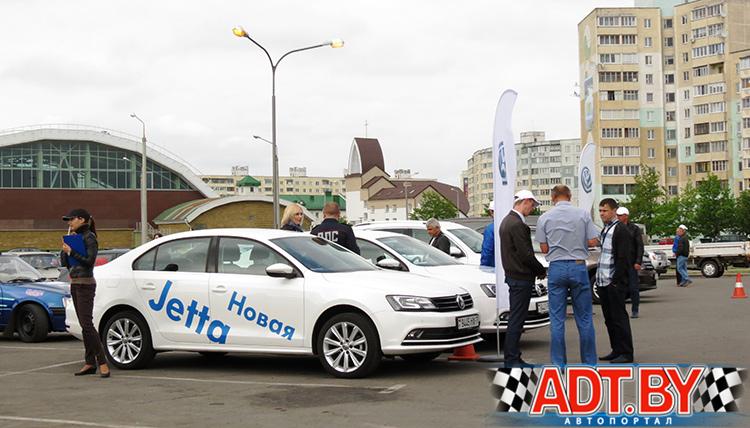 Тест- драйвы VW