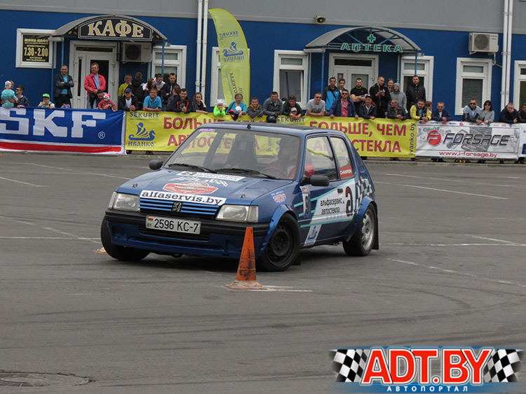 Александр Цедрик здорово провел весь уик- энд и стал заслуженно победителем этапа