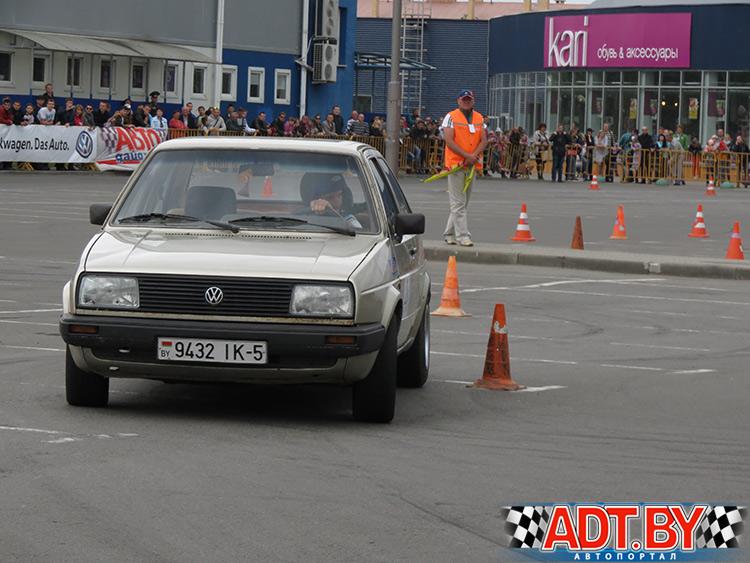 Андрей Ковалев из Слуцка стал на этапе вторым