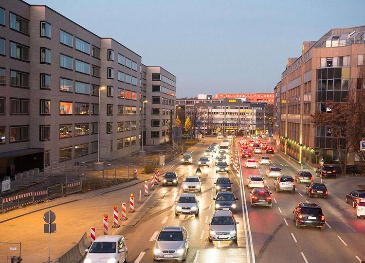 Bosch разрабатывает революционную систему автоматической парковки автомобилей