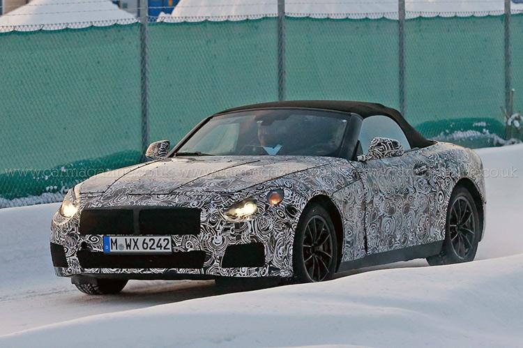 Спорткар BMW-Toyota пропишется в Австрии