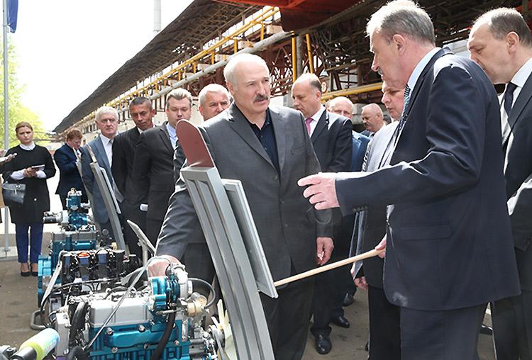 Вближайшие годыв Беларуси будетполный комплект собственногопроизводства автомобилей