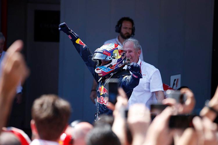 """""""Формула-1"""". Гран-при Испании. Сенсация от Red Bull"""