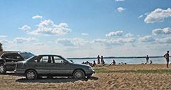 На столичных пляжах фотоловушки станут мощнее