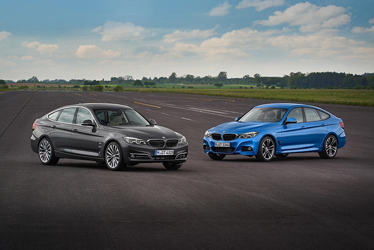 BMW 3 Gran Turismo разжился новыми двигателями