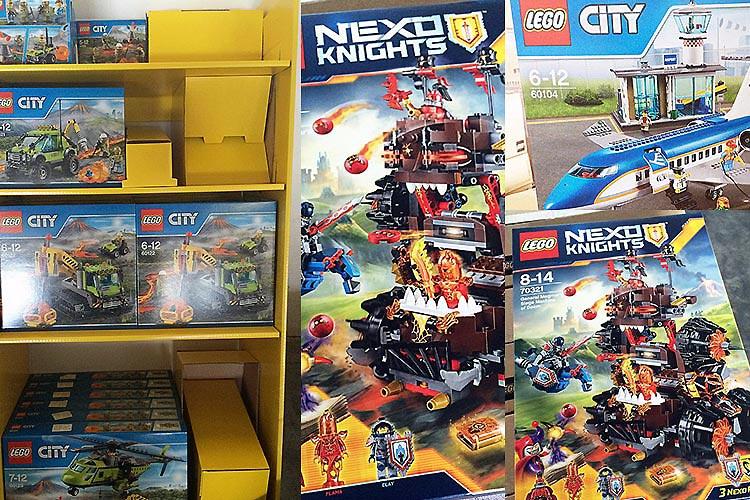 В пропускном пункте «Козловичи» изъяли игрушки LEGO на Br2,5 млрд