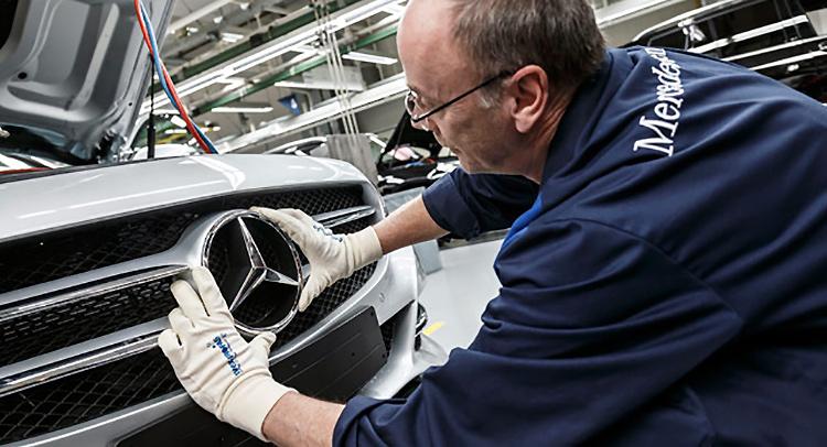 Mercedes-Benz откроет завод в России