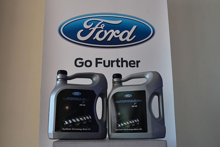 На прилавках Беларуси появилось поддельное моторное масло Ford – как определить контрафакт
