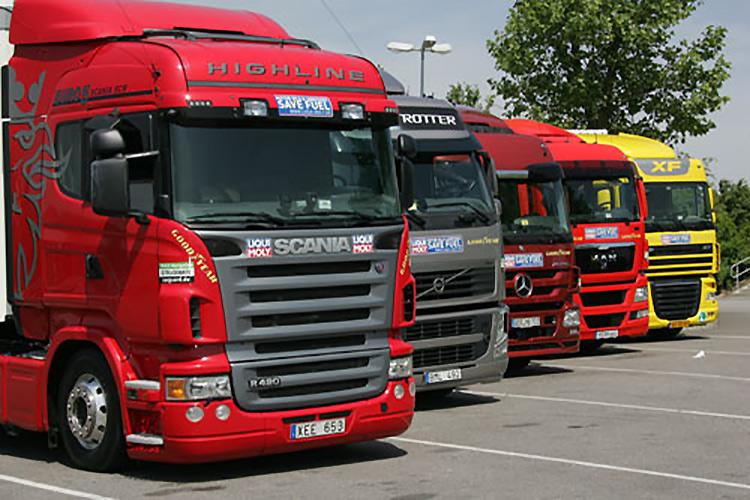 Шесть производителей грузовиков подозреваются в сговоре
