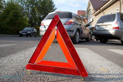 О массе знака аварийной остановки