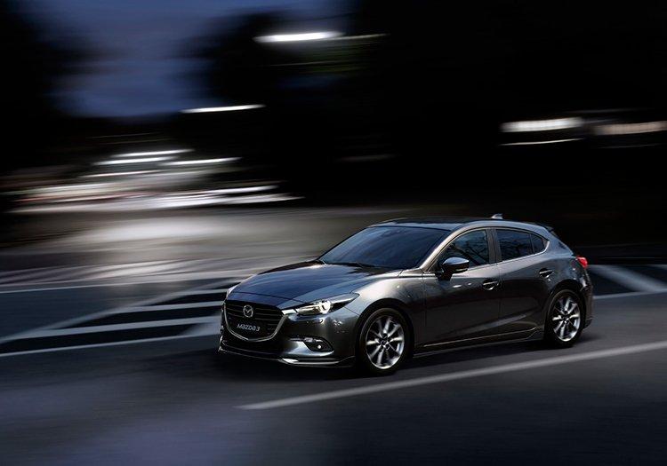 Mazda3 примерила обновы