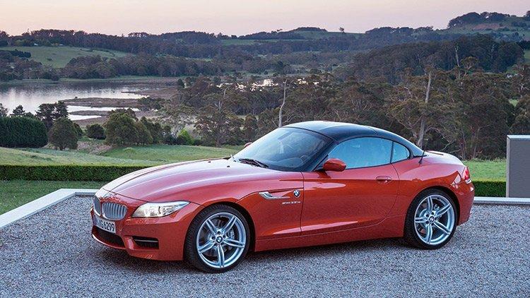 Сконвейера сойдет последний родстер BMW Z4