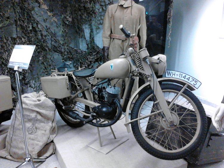 """Мотоциклу """"Минск» М1А – 65 лет. Немецкие «предки» юбиляра"""