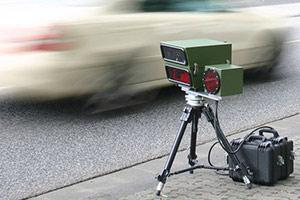 Расположение мобильных датчиков автоматической фиксации нарушений скоростного режима в Минске