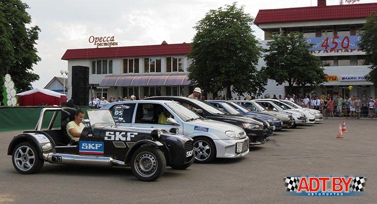 Кубок «Виртуозов руля», Любань, 02.07.2016