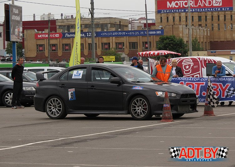 Чемпионат Беларуси – 2016 по скоростному маневрированию, финал, Минск