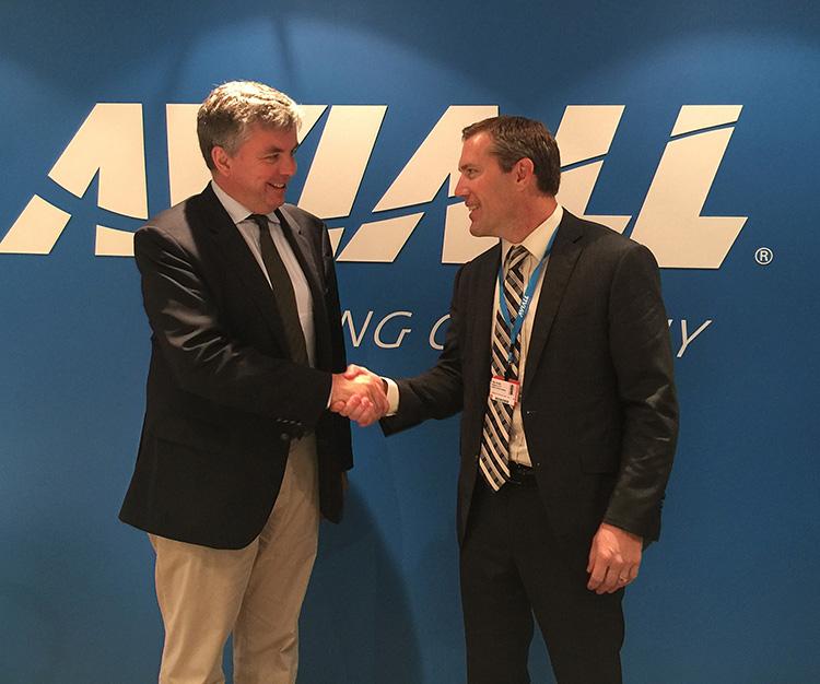 Компании Мишлен и Aviall объявили о стратегическом партнёрстве