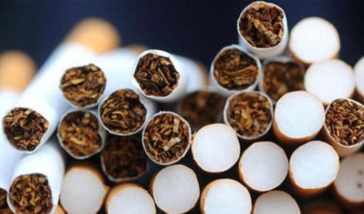 В пункте пропуска «Привалка» был задержан Chrysler с контрабандными сигаретами