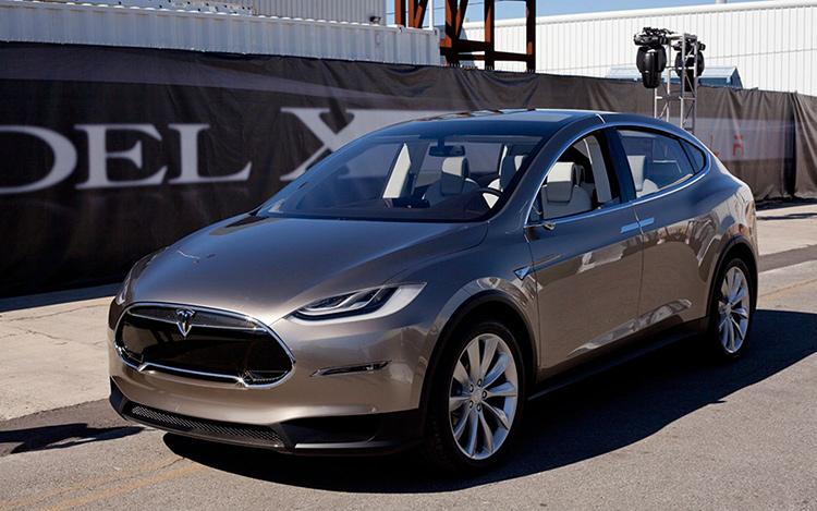 Tesla Model Х спас своего владельца