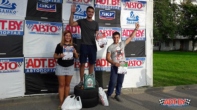 Акция «Спортсмены – за безопасность дорожного движения»-2016. 2-ой этап Витебск