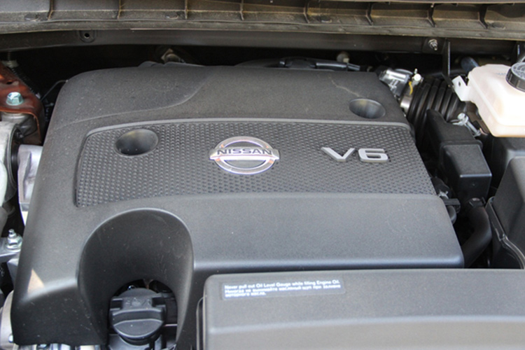 Nissan Murano – почувствуй себя в гравитации
