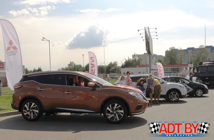 Акция «Спортсмены – за безопасность дорожного движения»- 2016. 1-ый этап Могилев
