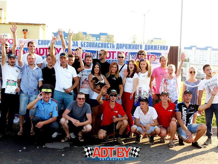 Команда «Иванко - Секурит» в Могилеве стала первой
