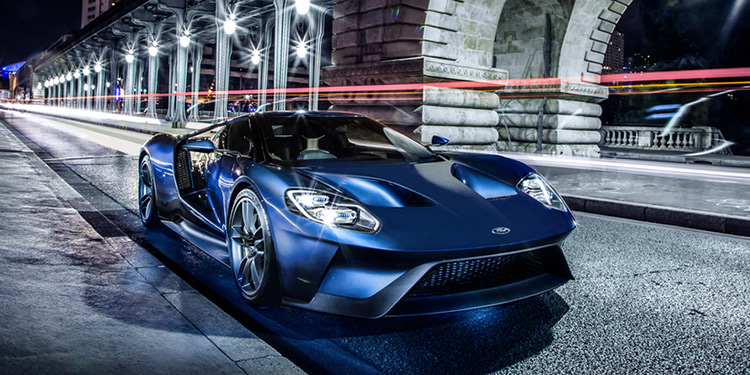 Ford на два года продлит выпуск GT