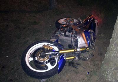 В Борисове мотоциклист сбил женщину: оба участника ДТП погибли