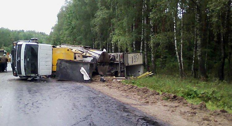 В Гродненской области произошла смертельная авария