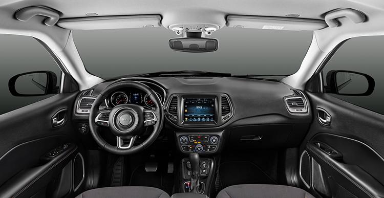 Новый Jeep Compass будет выпускаться за пределами США