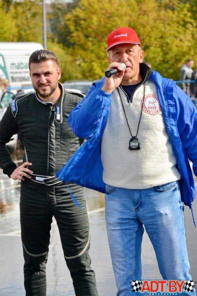 Шендюков Алексей и Шевченко Анатолий в Гродно