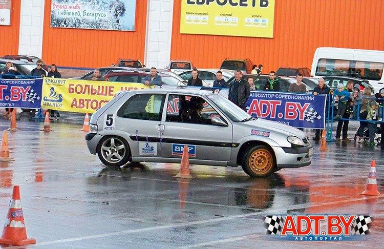 Акция «Спортсмены – за безопасность дорожного движения»-2016. 5-ый этап, Гродно