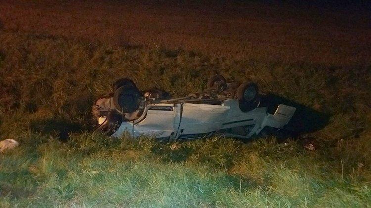 В Витебской области в результате ДТП погибли 4 человека