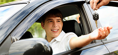 Два школьника катались по ночному Бресту на Lexus