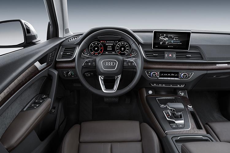 Новый Audi Q5 будет завозиться в Европу из Мексики