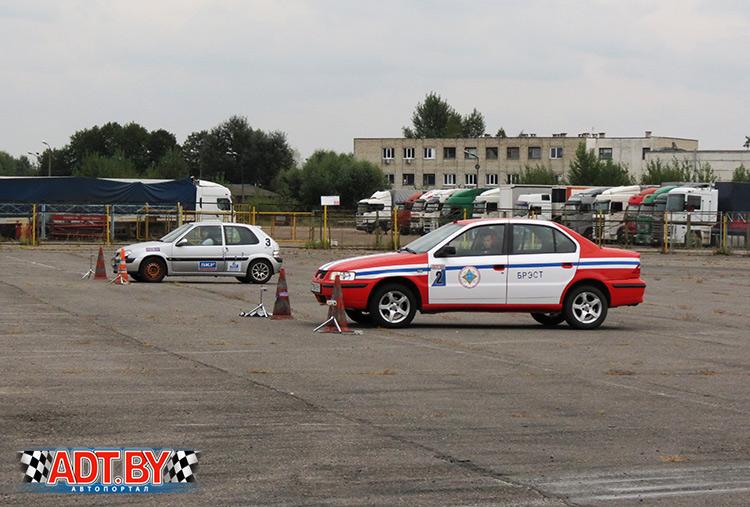 Акция «Спортсмены – за безопасность дорожного движения»-2016. 3-ий этап, Брест