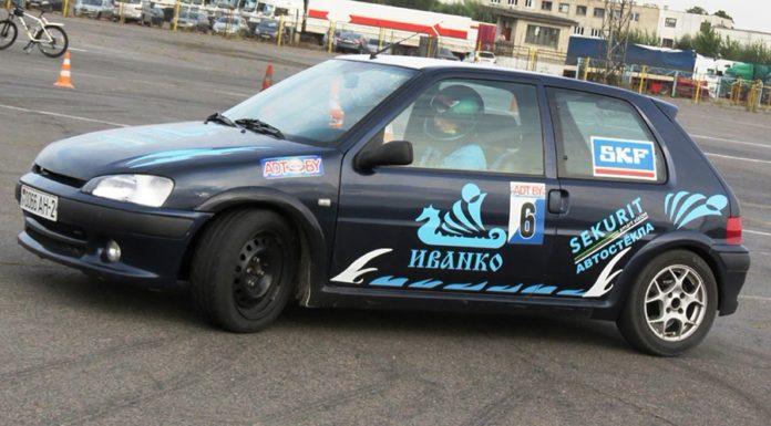 Акция «Спортсмены – за безопасность дорожного движения»- 2016. 3-ий этап. Брест