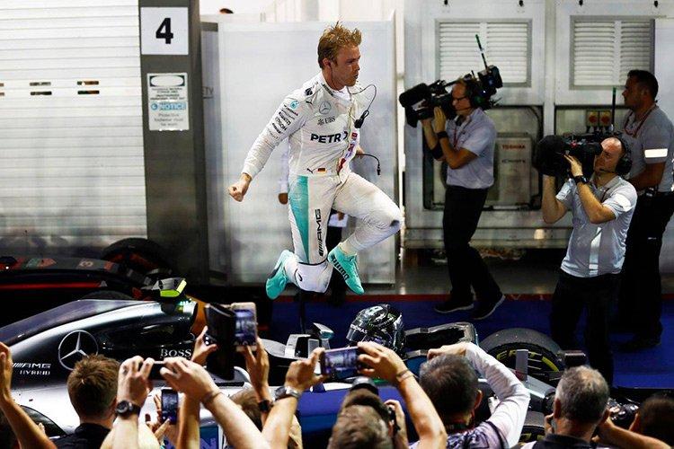 """""""Формула-1"""". Гран-при Сингапура. Смена лидера"""