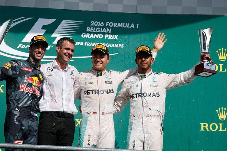 """""""Формула-1"""". Гран-при Бельгии. Аншлаг в Спа"""