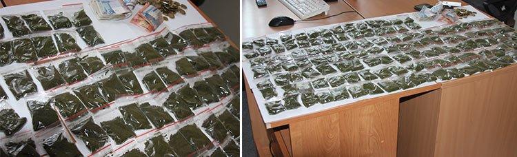 Гродненские таможенники изъяли 3,3 кг запрещенного вещества