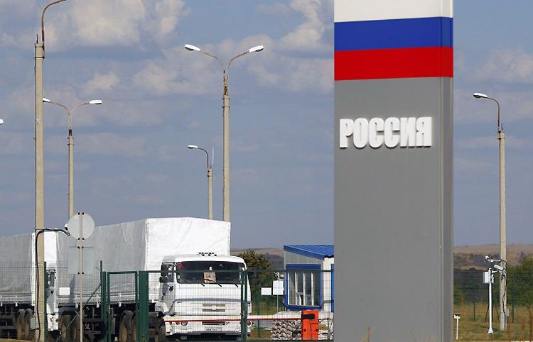 Минтранс РФ предлагает сделать пересечение границы платным