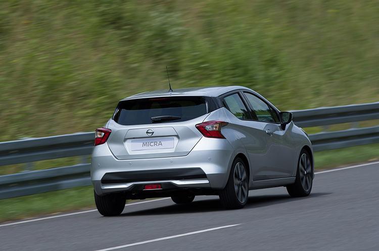 Новый Nissan Micra обрел французский акцент