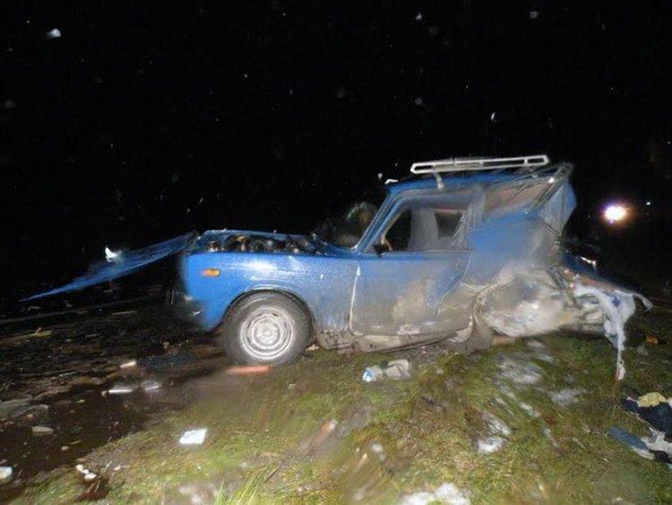 В Оршанском районе Mercedes сбил трех человек