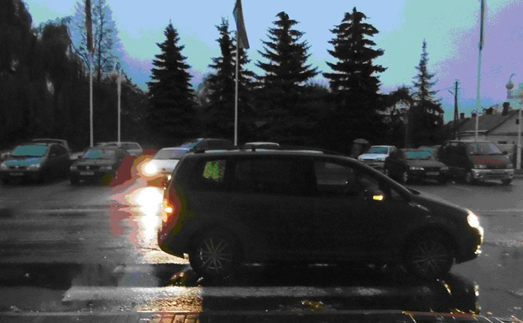 В Гродно Volkswagen совершил наезд на женщину-пешехода