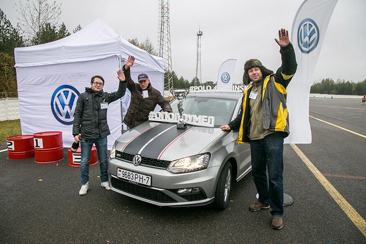 VW Polo GT – «горячий турист»