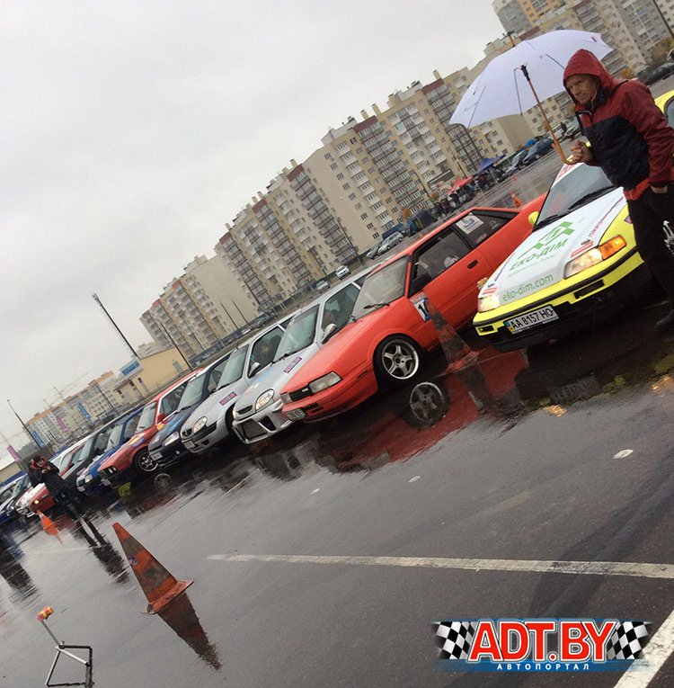 Алексей Шендюков и команда «Иванко – Секурит» - обладатели Кубка «ADT.BY»