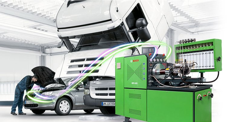 Bosch запускает онлайн-конфигуратор для выбора оборудования