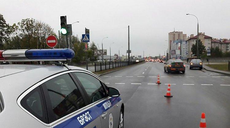 В Бресте 5-летний ребенок попал под Toyota