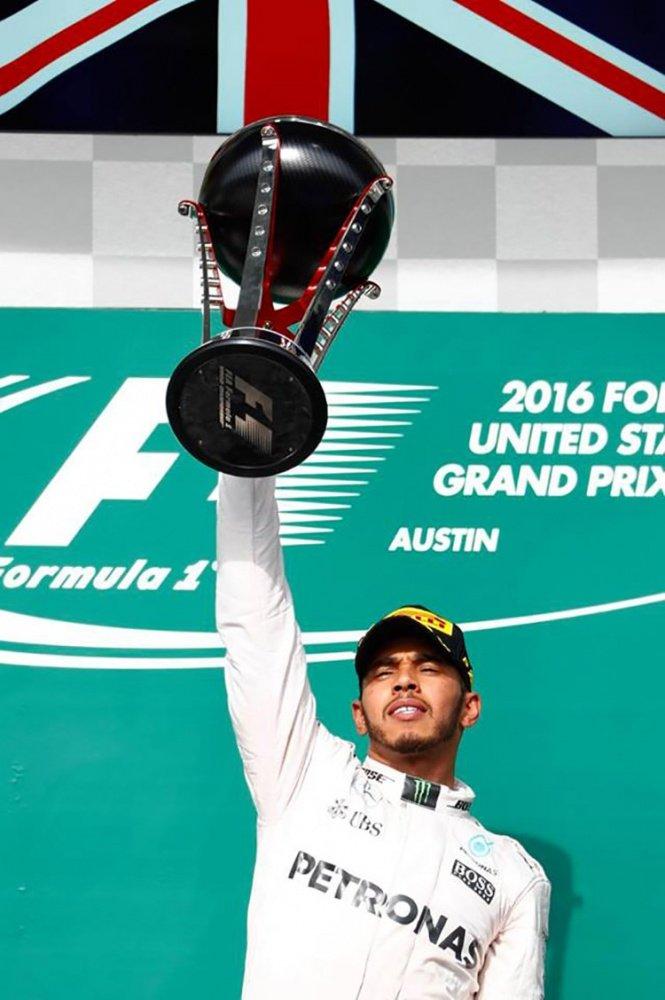 """""""Формула-1"""". Гран-при США. Удовольствие быть довольным"""